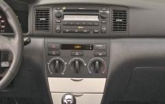 2005 Toyota Corolla interior