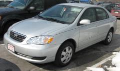 2007 Toyota Corolla Photo 2
