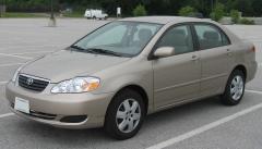 2007 Toyota Corolla Photo 1