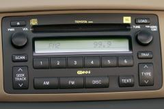 2007 Toyota Corolla interior