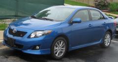 2009 Toyota Corolla Photo 4