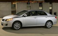 2009 Toyota Corolla exterior