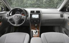 2010 Toyota Corolla S 4-Speed AT interior