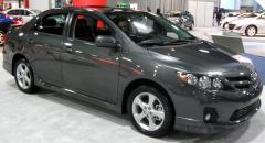 2011 Toyota Corolla Photo 3