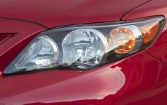 2011 Toyota Corolla exterior