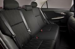 2012 Toyota Corolla interior