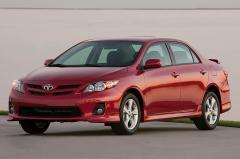 2012 Toyota Corolla exterior