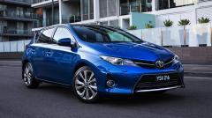 2013 Toyota Corolla Photo 5