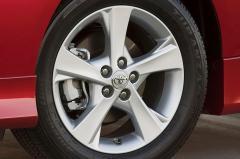 2013 Toyota Corolla exterior