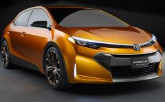2015 Toyota Corolla Photo 3