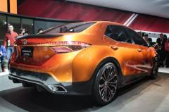2015 Toyota Corolla Photo 5
