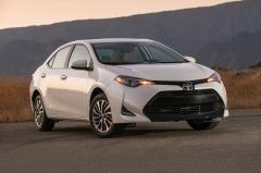 2018 Toyota Corolla exterior