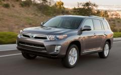 2013 Toyota Highlander Hybrid Photo 1