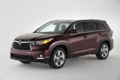 2014 Toyota Highlander Hybrid Photo 1