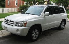 2001 Toyota Highlander Photo 2