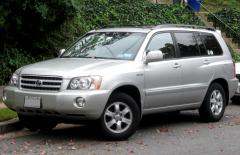 2001 Toyota Highlander Photo 4