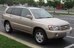 2004 Toyota Highlander Photo 1