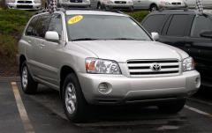 2005 Toyota Highlander Photo 1