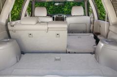 2007 Toyota Highlander interior