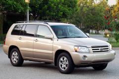 2007 Toyota Highlander exterior