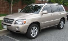 2008 Toyota Highlander Photo 4