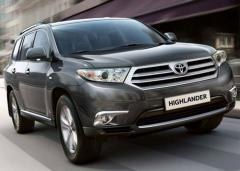 2015 Toyota Highlander Photo 1