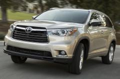 2016 Toyota Highlander exterior