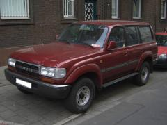 1990 Toyota Land Cruiser Photo 2