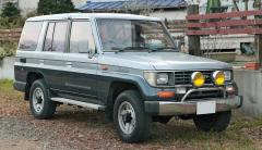 1990 Toyota Land Cruiser Photo 3