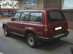 1990 Toyota Land Cruiser Photo 4