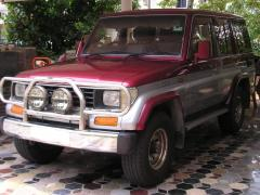 1990 Toyota Land Cruiser Photo 5