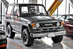 1990 Toyota Land Cruiser Photo 6