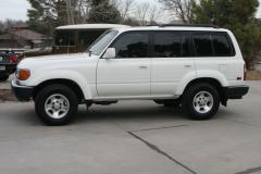 1991 Toyota Land Cruiser Photo 2