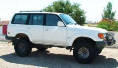 1991 Toyota Land Cruiser Photo 4