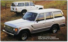 1991 Toyota Land Cruiser Photo 5