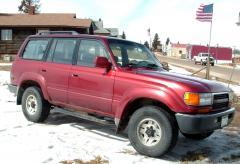 1991 Toyota Land Cruiser Photo 6