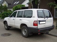 1998 Toyota Land Cruiser Photo 2