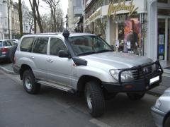 1998 Toyota Land Cruiser Photo 3