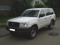 1998 Toyota Land Cruiser Photo 5