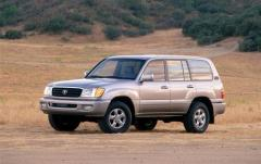 2001 Toyota Land Cruiser Photo 1