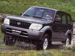 2001 Toyota Land Cruiser Photo 5