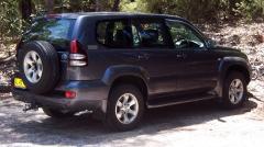 2006 Toyota Land Cruiser Photo 2