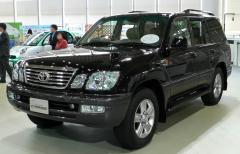 2006 Toyota Land Cruiser Photo 6