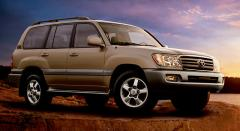 2006 Toyota Land Cruiser Photo 7