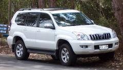 2007 Toyota Land Cruiser Photo 1
