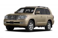 2011 Toyota Land Cruiser Photo 1