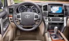 2013 Toyota Land Cruiser Photo 4