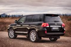 2013 Toyota Land Cruiser Photo 5