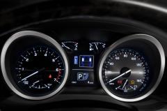 2013 Toyota Land Cruiser interior