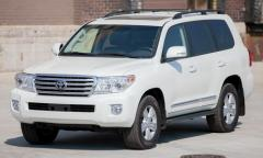 2015 Toyota Land Cruiser Photo 1